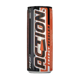 Action Energydrink 24 x 0,25L