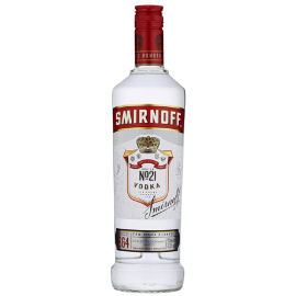 Smirnoff Red Label Vodka 0,7L
