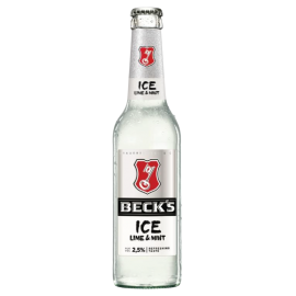 Beck´s Ice Lime & Min 24 x...